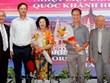 La Fête nationale de Hongrie célébrée à HCM-Ville