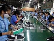 Bond des exportations nationales de chaussures aux Etats-Unis