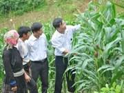 """JICA : fin du projet """"Développement rural dans la région Nord-Ouest"""""""
