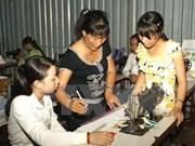 La R. de Corée soutient la formation professionnelle pour les femmes