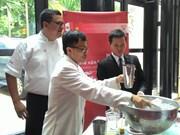 Présentation de la gastronomie péruvienne à Hanoi