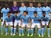 Manchester City heureux de son match amical avec le Vietnam
