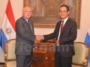 Vietnam et Paraguay commémorent les 20 ans de relations diplomatiques
