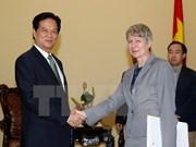 Approfondissement du partenariat stratégique Vietnam-Allemagne