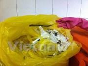 La BM aide Quang Ngai dans le traitement des déchets hospitaliers