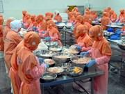 Signe positif pour les exportations de crevettes du Vietnam