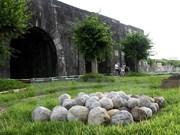 Découverte d'objets importants dans la citadelle des Ho à Thanh Hoa
