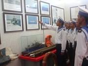 Exposition sur Hoang Sa et Truong Sa à Ninh Thuan