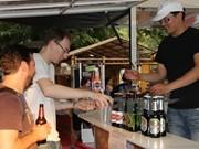 La bière vietnamienne : 15 ans au Festival international de la bière à Berlin
