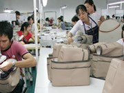 Les sacs à main vietnamiens ont le vent en poupe