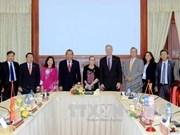 Vietnam et États-Unis renforcent la coopération entre leurs Cours suprêmes