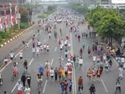 Journée de l'ASEAN à Jakarta