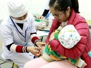 La vaccination contre la rougeole et la rubéole bientôt pour les femmes de 15 à 25 ans