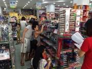 Heures de pointe sur le marché des fournitures scolaires