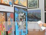 Exposition des beaux-arts du delta du Mékong
