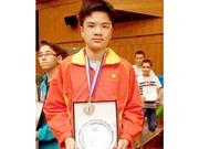 Echecs : trois médailles d'or pour le Vietnam au Championnats d'Asie junior 2015