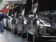 Reprise des importations de véhicules