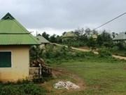 Construction d'un parc éolien à Quang Tri