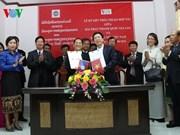 Renforcement de la coopération entre les radios nationales du Vietnam et du Laos