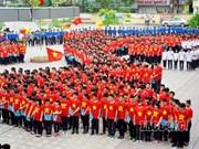 12.000 jeunes formeront l'image de la carte du pays
