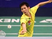 Badminton: Tien Minh se qualifie pour le 3e tour des Championnats du monde 2015