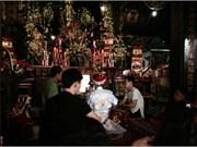 La cérémonie de l'hâu dông, un patrimoine culturel