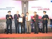 Vietjet Air enregistre une croissance annuelle de 205%