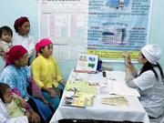 Lancement d'un projet de soins médicaux pour la population de Tay Nguyen