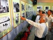 Exposition de 300 objets sur l'insurrection générale  d'août 1945