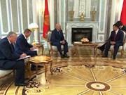 La Biélorussie s'intéresse à élargir la coopération avec le Vietnam