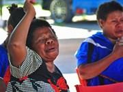 Indonésie : les corps des 54 victimes du crash retrouvés