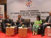 Les ministres de l'Economie de l'ASEAN se réunissent