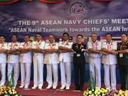 La 9e réunion des commandants navals de l'ASEAN
