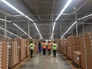 Inauguration du plus grand entrepôt logistique en Asie du Sud-Est