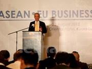 Le 4e Sommet d'affaires ASEAN-UE s'ouvre en Malaisie