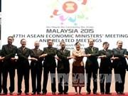 L'ASEAN résolue à créer sa Communauté économique pour la fin de l'année