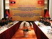 Vietnam et Laos bostent leur coopération dans les transports et communications