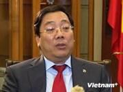 Acquis de la diplomatie vietnamienne après 70 ans
