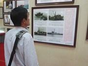 Ouverture d'une exposition sur Hoàng Sa et Truong Sa à Vung Tau