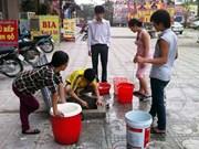 Bientôt une grande nouvelle usine d'eau à Hanoi