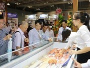 Ouverture de l'exposition Vietfish 2015