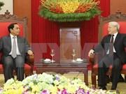 Vietnam et Laos accélèrent la coopération dans l'inspection