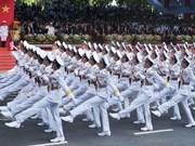 Préparer la cérémonie de célébration de la Fête nationale