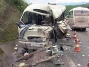 Baisse des accidents de circulation ces huit derniers mois