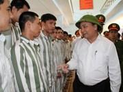 Publication de la décision d'amnistie 2015 du président du Vietnam