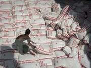 Le Myanmar reprend ses exportations de riz