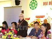Congrès de l'Association des bouddhistes vietnamiens en République tchèque
