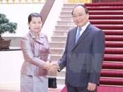 Vietnam et Cambodge resserrent leur solidarité