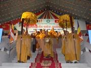 Bouddhisme: promotion de la coopération Vietnam-Laos