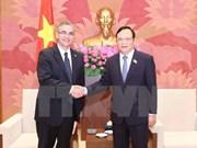 Renforcement des relations d'amitié Vietnam-Argentine